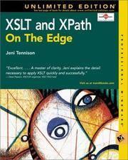 XSLT and XPath On The Edge