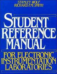 student reference manual for electronic instrumentation laboratories rh biblio com Reference Manual Icon student reference manual for electronic instrumentation laboratories pdf download
