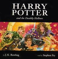 image of Harry Potter and the Deathly Hallows: Children's Library Audio CD Edition