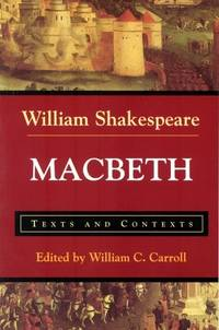 image of Macbeth (The Bedford Shakespeare Series)