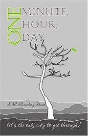 One Minute, One Hour, One Day: (it's the only way to get through) [Paperback] Birsching -...