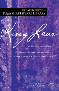 KING LEAR  -NEW FOLGER LIBRARY EDITION