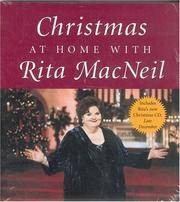 Christmas at Home with Rita MacNeil  [Late December CD]""