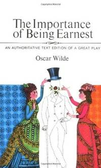 The Importance of Being Earnest by Wilde, Oscar - 1976