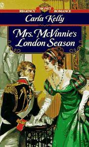 Mrs. Mcvinnie's London Season (Signet Regency Romance)