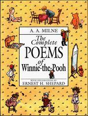 The Complete Poems of Winnie the Pooh (Winnie-The-Pooh Collection)