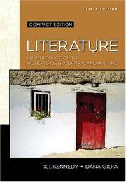 image of Literature: An Introduction to Fiction, Poetry, Drama, and Writing, Compact Edition (5th Edition)