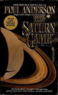 THE SATURN GAME / ICEBORN (TOR DOUBLE NOVEL 14)