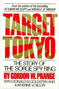 Target Tokyo The Story of the Sorge Spy Ring (SU spy ring)