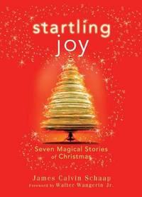 Startling Joy: Seven Magical Stories of Christmas.