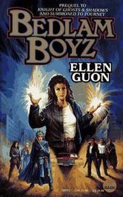 Bedlam Boyz (Bedlam Bard, Book 3)