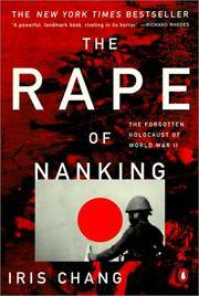 image of The Rape of Nanking (Turtleback School_Library Binding Edition)