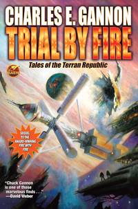 image of Trial by Fire: 2 (Caine Riordan) [Mass Market Paperback] Gannon, Charles E