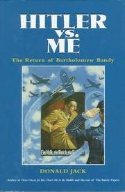 HITLER VS. ME  The Return of Bartholomew Bandy