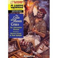 image of Classics Illustrated #8: The Count of Monte Cristo (Classics Illustrated Graphic Novels)