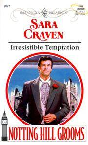 Irresistible Temptations-Nottinghill Groom Series