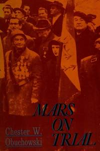 Mars on trial: War as seen by French writers of the twentieth century (Studia humanitatis) (Spanish Edition) by  Chester W Obuchowski - Paperback - from allianz (SKU: 8473170776[vg])
