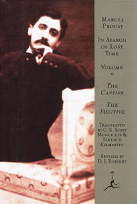 image of In Search of Lost Time, Volume 5: The Captive, The Fugitive (Modern Library)