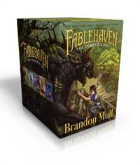 image of Fablehaven: The Complete Set (5 Volumes)