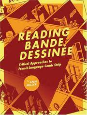 Reading Bande Dessinée: Critical Approaches to French-language Comic Strip