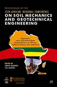 Proceedings of the 15th African Regional Conference on Soil Mechanics and Geotechnical...