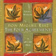 image of The Four Agreements: A 48-Card Deck