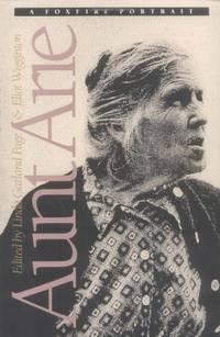 Aunt Arie: A Foxfire Portrait [Paperback] Page, Linda Garland and Wigginton, Eliot