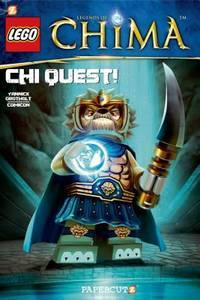LEGO Legends of Chima #3: Chi Quest!