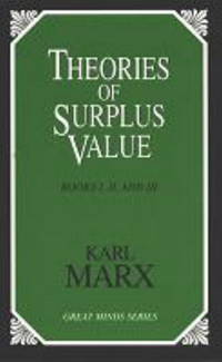 Theories Of Surplus-Value