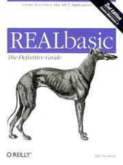 REALbasic: The Definitive Guide, 2nd Edition