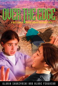 image of Mysteries in Our National Parks: Over the Edge: A Mystery in Grand Canyon National Park