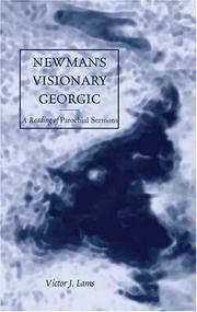 Newman's Visionary Georgic