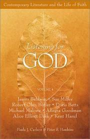 Listening For God, Vol 4