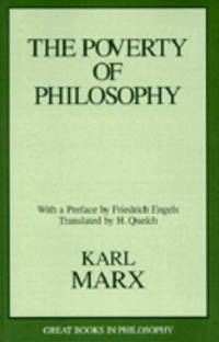 The Poverty Of Philosophy