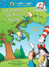 I Can Name 50 Trees Today by Bonnie Worth - 7 by 9 1/4 by 1/4 - 1998 - from Peter Christos (SKU: 555)