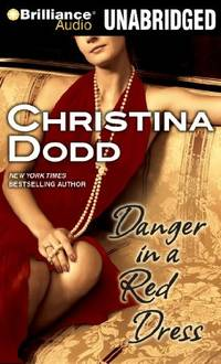image of Danger in a Red Dress (Fortune Hunter Series)