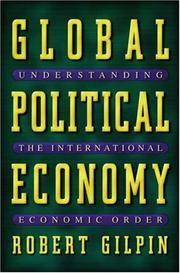 image of Global Political Economy