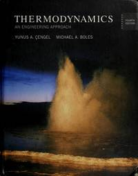 Thermodynamics (Mcgraw-Hill Series in Mechanical Engineering)
