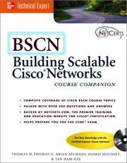 BCSN: Building Scalable Cisco Networks (Book/CD-ROM package)