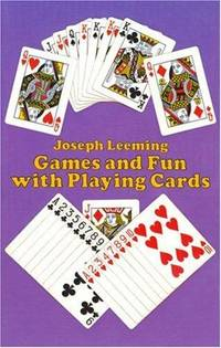 image of Games and Fun with Playing Cards (Dover Children's Activity Books)
