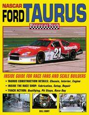 NASCAR Ford Taurus (RacecarTech)