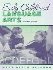 EARLY CHILDHOOD LANGUAGE ARTS: MEETING DIVERSE LITERACY NEEDS THROUGH COLL