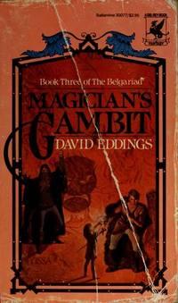 MAGICIAN'S GAMBIT (Eddings, David. , the Belgariad, Bk. 3.)