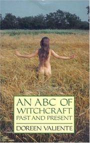 An an ABC of Witchcraft : Past and Present