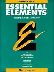 Essential Elements Book 2 - Bb Trumpet