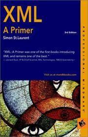 XML: A Primer (Professional Mindware)