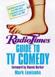Radio Times Guide to TV Comedy by  Mark Lewisohn - Paperback - from Better World Books Ltd and Biblio.com