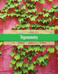 Trigonometry (10th Edition) (Hardcover)