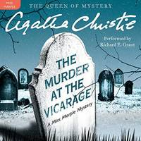 image of The Murder at the Vicarage (Miss Marple Series, Book 1)