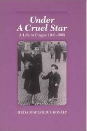 image of Under a Cruel Star : a Life in Prague, 1941-1968